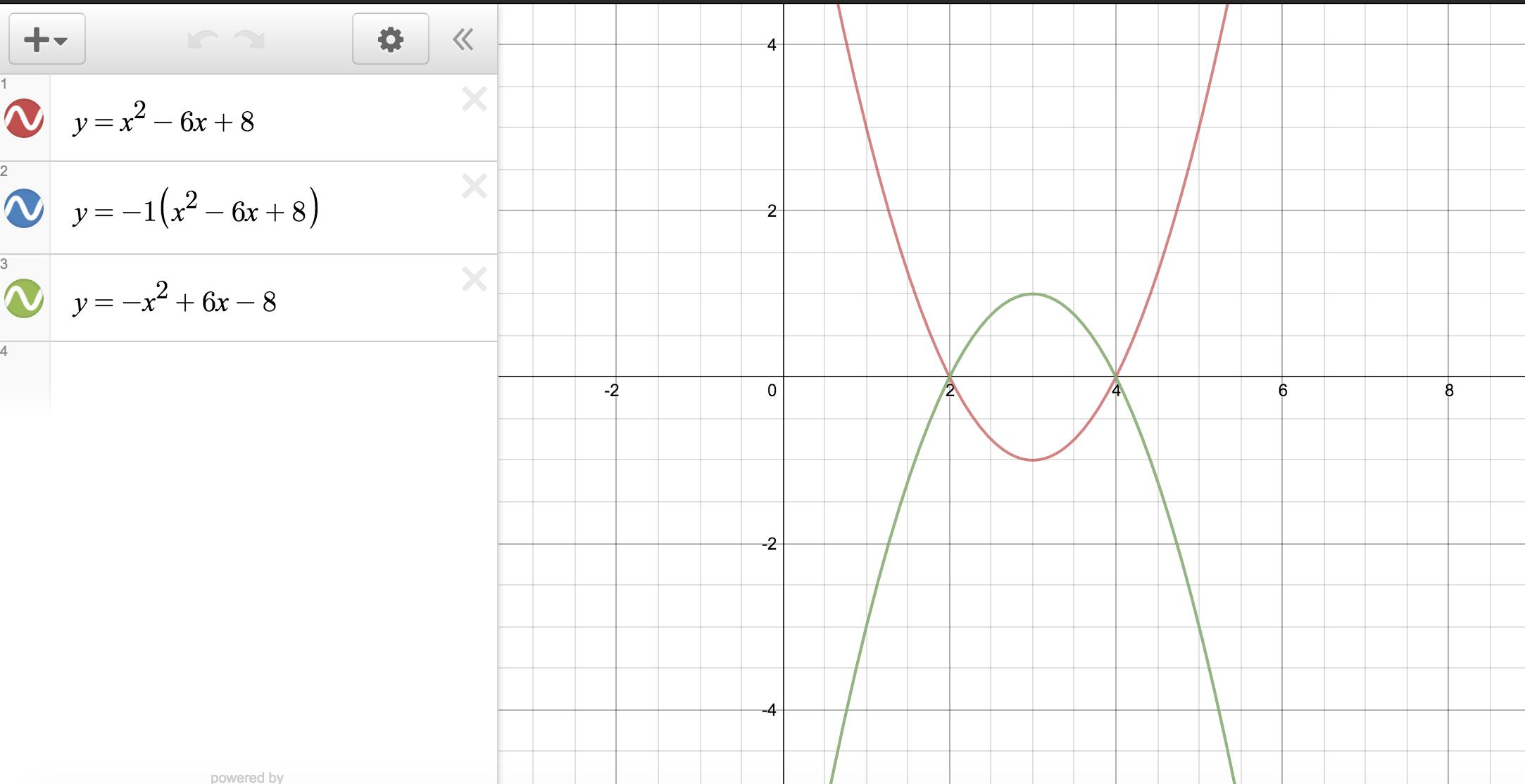 Desmos Math Addiction | Under the Dome
